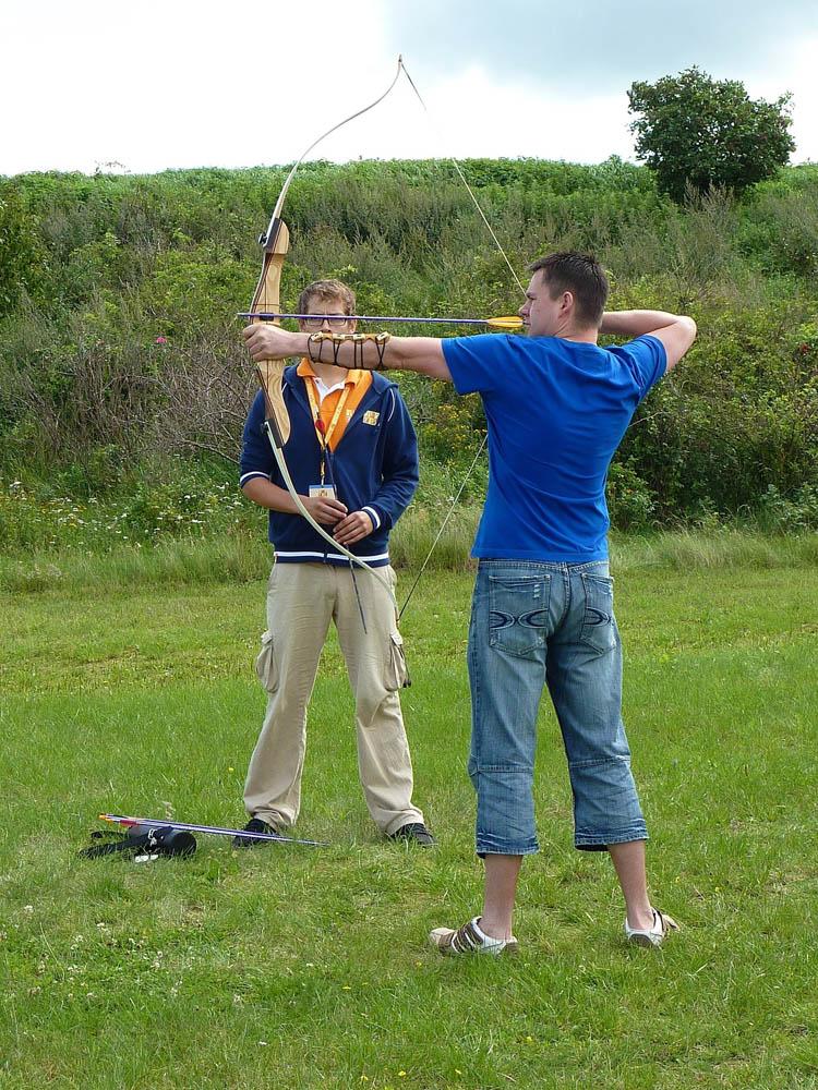Mobile Archery