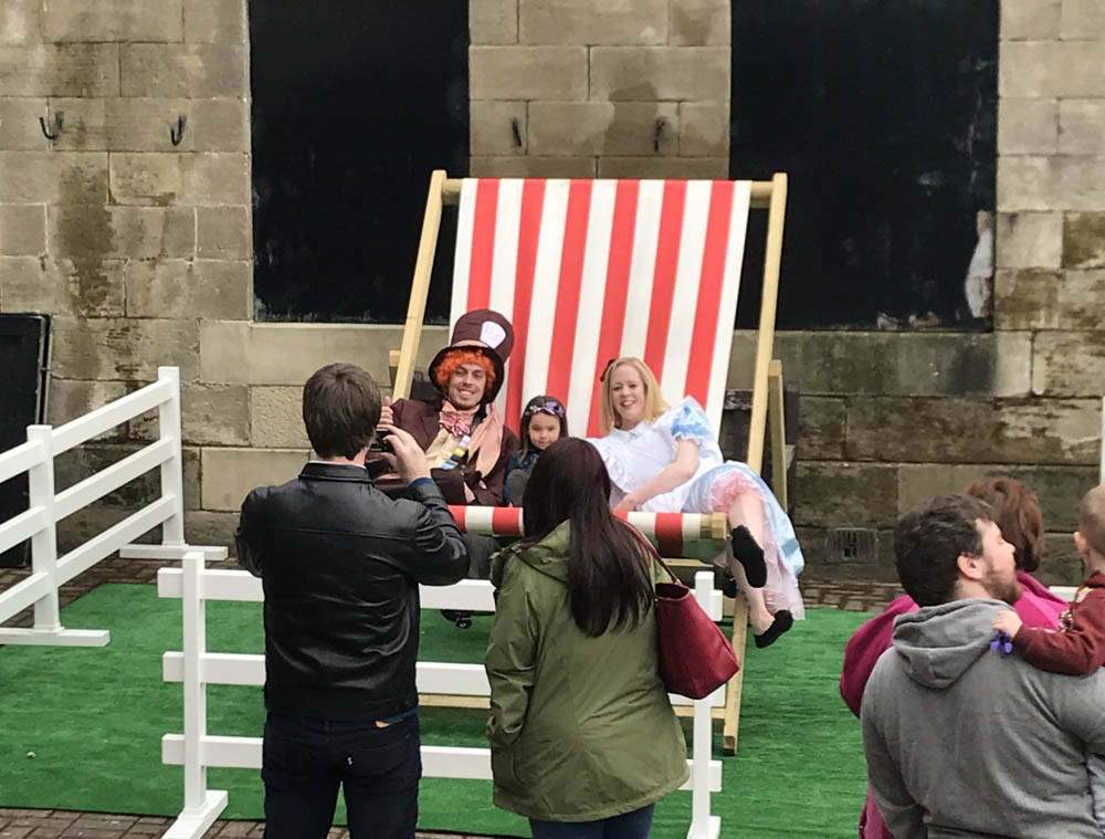 Giant Deckchairs - Fun and oversized