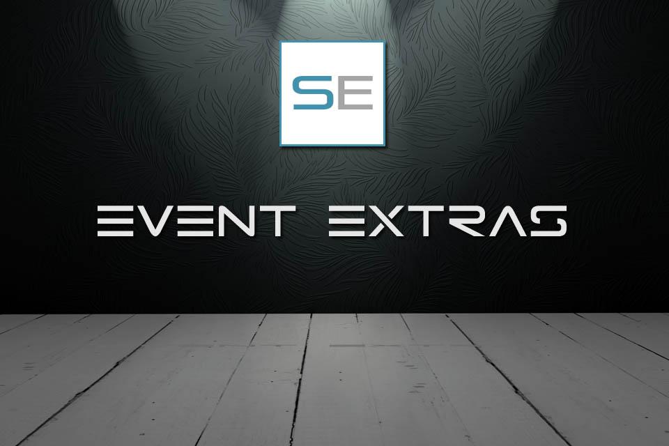 Event Extras