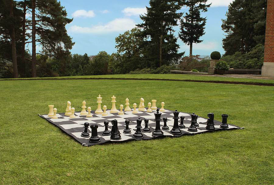 Giant Chess & Chequers