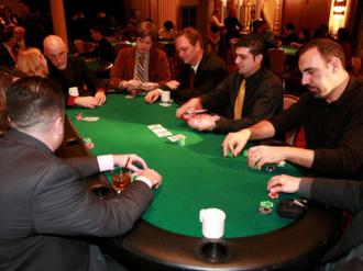 Casino Nights - Poker