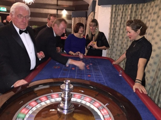 Casino Nights - Roulette Table Hire