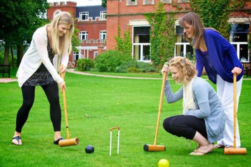 Garden & Lawn Croquet for Hire